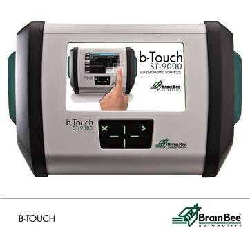 Diagnosi brain bee b-touch ed f-touch - marola attrezzature